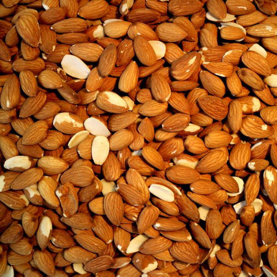 Picture of Organic Almond Halves