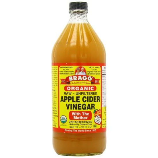 Picture of Organic Apple Cider Vinegar (Braggs) 946ml