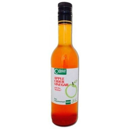 Picture of Organic Apple Cider Vinegar (Absolute Organic) 946ml