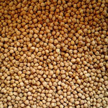 Picture of Organic Chickpeas 250g