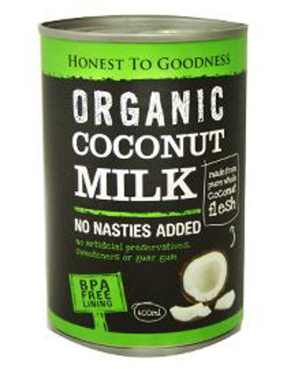 Picture of Organic Coconut Milk 400g