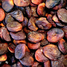 Picture of Organic Dried Apricots 250g