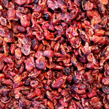 Picture of Organic Dried Cranberries (Sugar Cane Sweetened) 250g