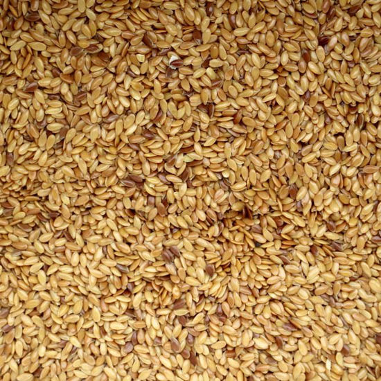 Picture of Organic Linseed/Flaxseed Golden
