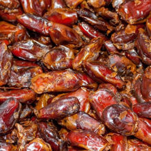 Picture of Organic Pitted Dates 250g