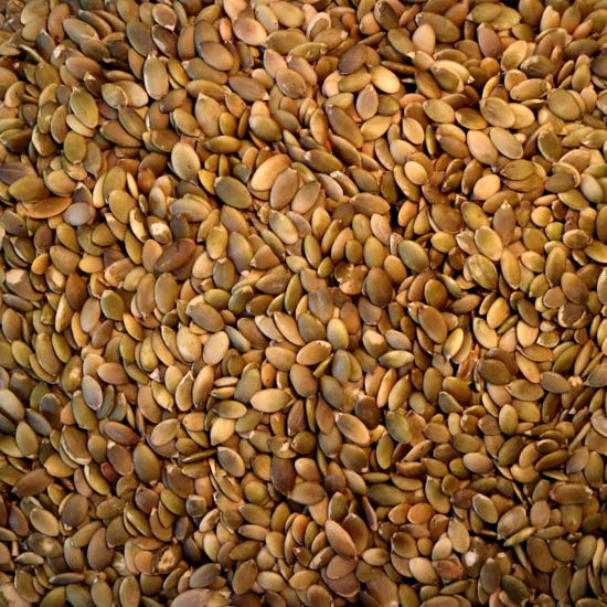 Picture of Organic Pumpkin Seeds (Pepitas) Green