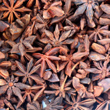 Picture of Organic Star Anise Tub