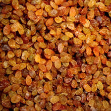 Picture of Organic Sultanas 250g
