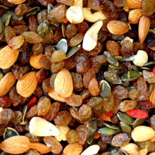 Picture of Organic Trail Mix 1kg