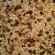 Picture of Organic Raw Muesli 250g
