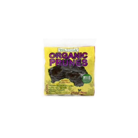 Picture of Organic Dried Prunes 250g
