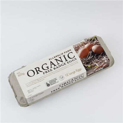 Picture of Organic Medium Eggs 1 doz 500g